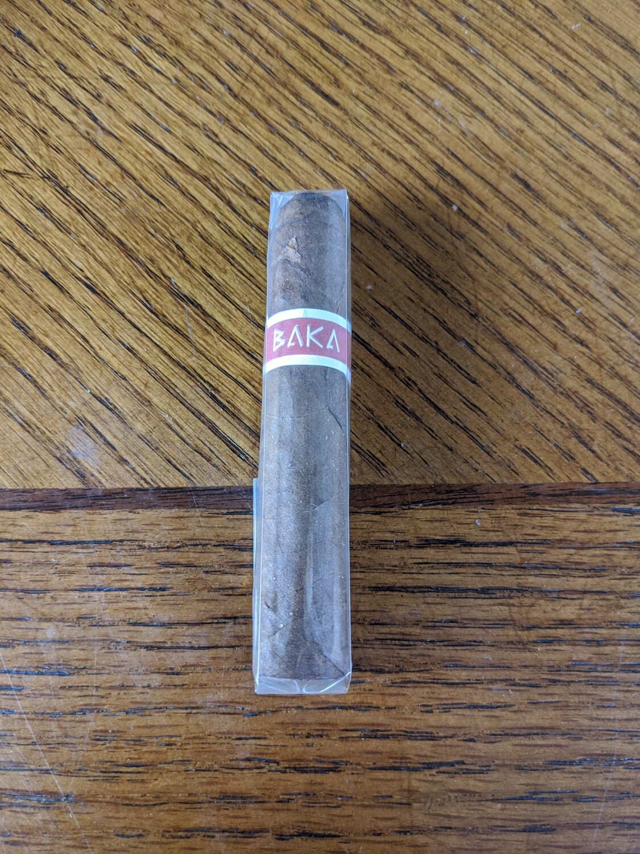 Roma Craft Baka African Cameroon Pygmy 4 x 46 Petit Corona SIngle Cigar