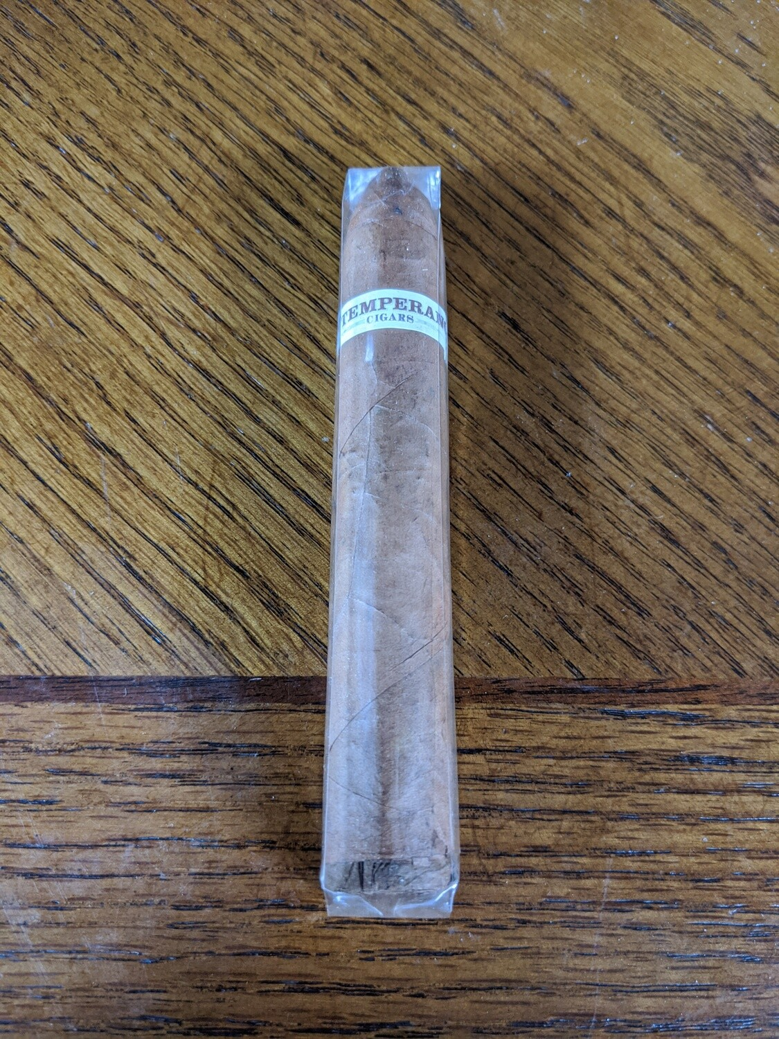 Roma Craft Intemperance EC XVIII Ecuador Connecticut Industry 5 1/2 x 54 Belicoso Single Cigar