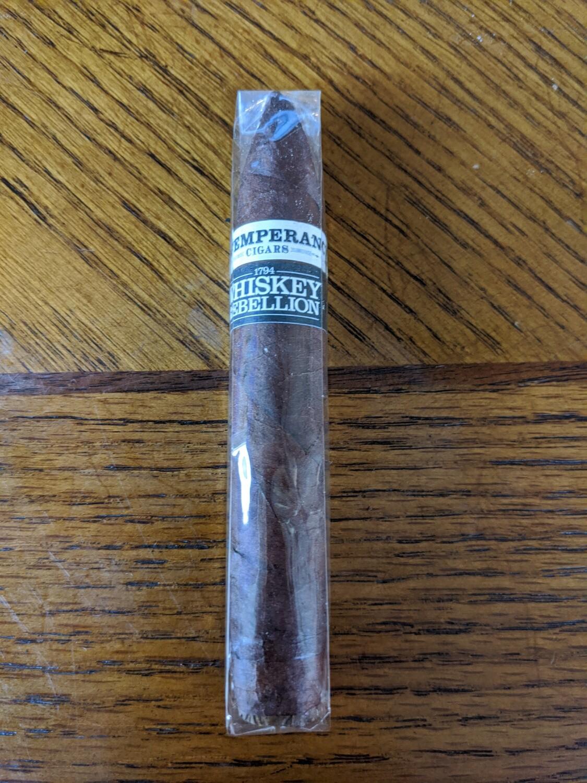 Roma Craft Intemperance WR 1794 Ecuador Habano Mcfarlane 5 x 50 Short Perfecto Single Cigar