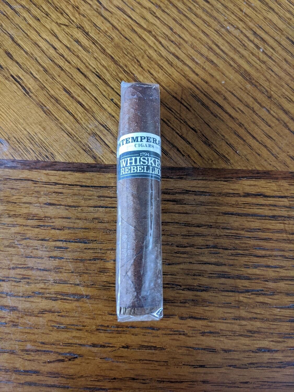 Roma Craft Intemperance WR 1794 Ecuador Habano Hamilton 4 x 46 Petit Corona Single Cigar