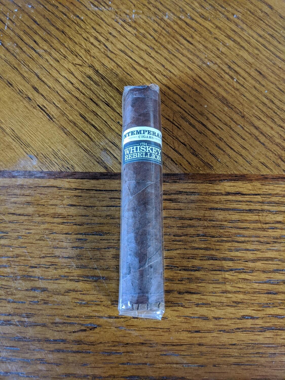 Roma Craft Intemperance WR 1794 Ecuador Habano Bradford 5 x 56 Robusto Extra Single Cigar