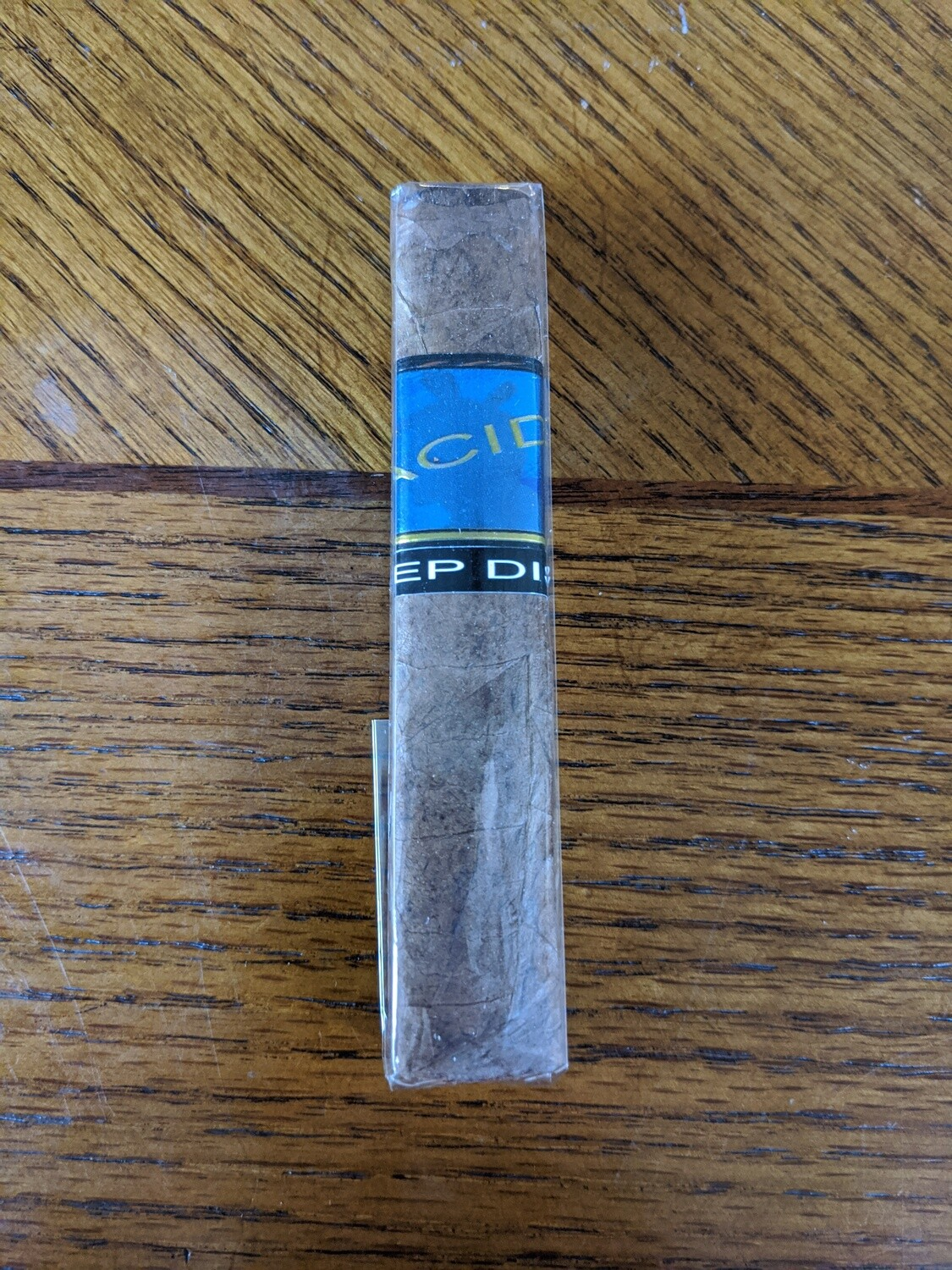 ACID BLUE Deep Dish by Drew Estate Single Cigar