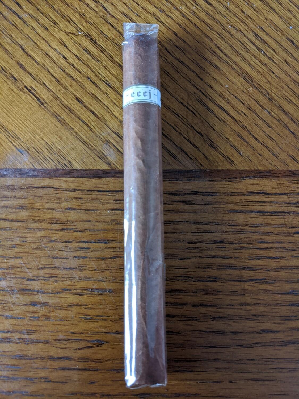 Illusione ECCJ Churchill 20th Anniversary 6 1/2 x 48 Single Cigar