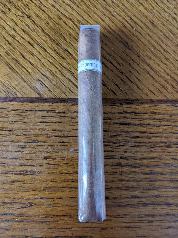 Illusione Epernay D'Aosta 6 X 50 Single Cigar