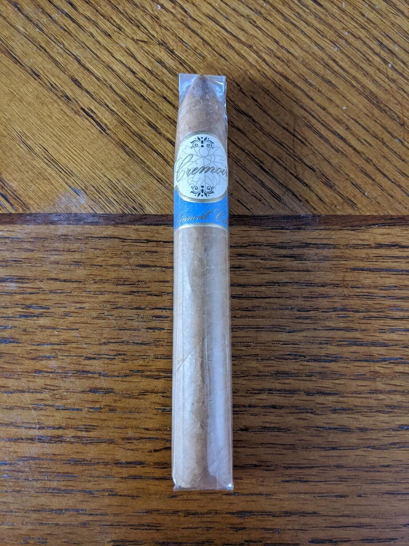 Chinnock Cellars Cremoir Torpedo Connecticut Shade 6 X 52 Single Cigar