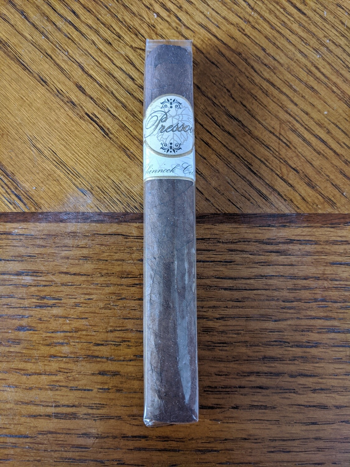 Chinnock Cellars Pressoir Primo Toro Single Cigar