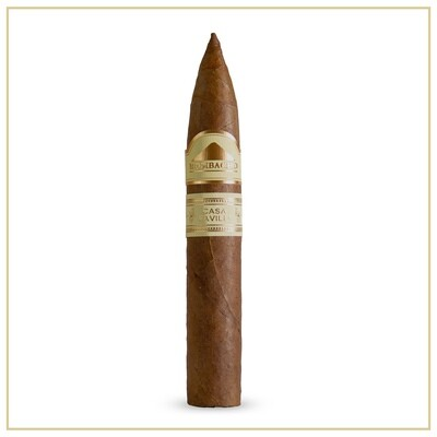 Mombacho Casa Favilli Torpedo 5 1/2 x 52 Single Cigar