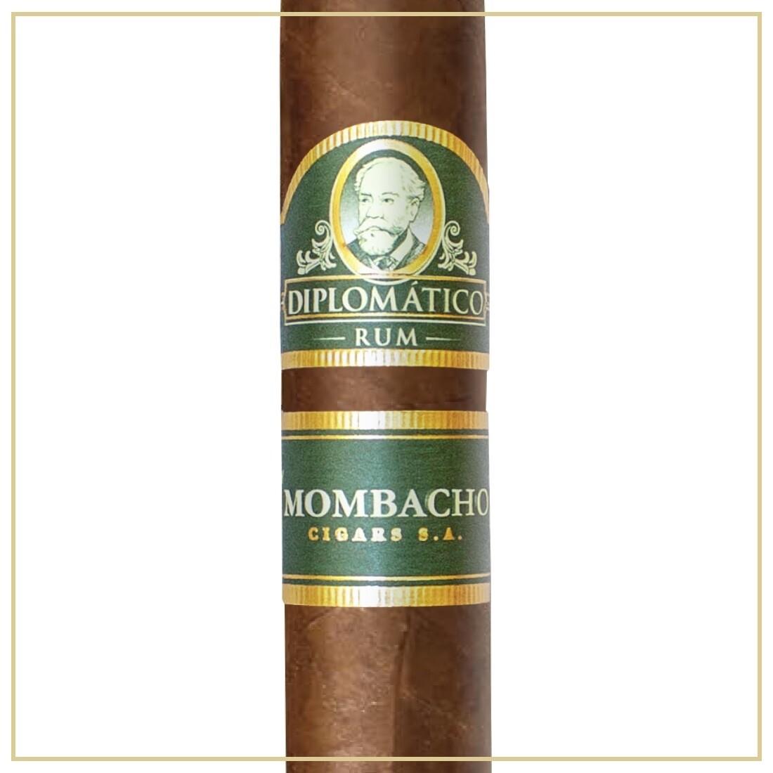 Mombacho Diplomatico Robusto 5 x 50 Single Cigar