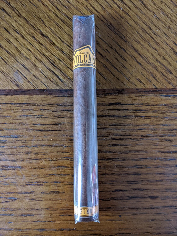Mombacho Tierra Volcan Fino 2015 6 x 44 Single Cigar