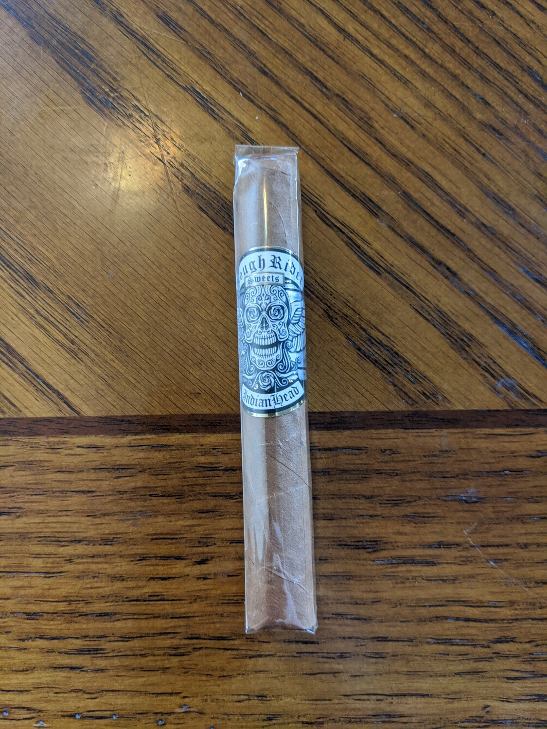 Rough Rider Sweets Little Guys 4.5 X 38 Single Cigar
