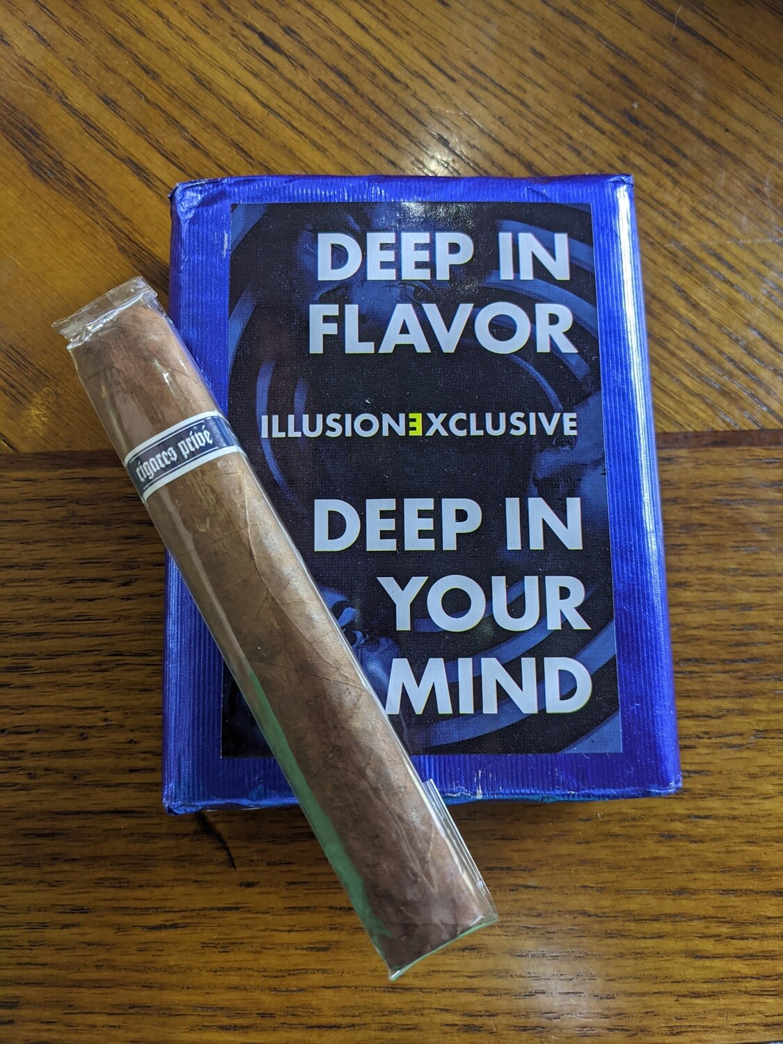 Illusione PCA 20 Exclusive 5 1/2 X 56 Single Cigar