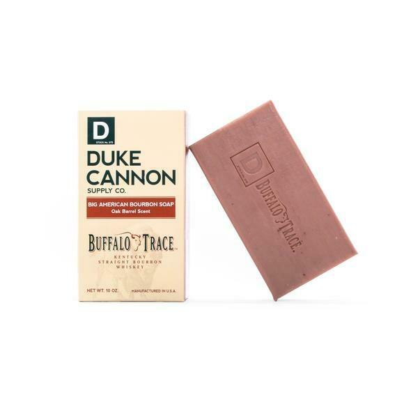 Duke Cannon Big American Bourbon Soap