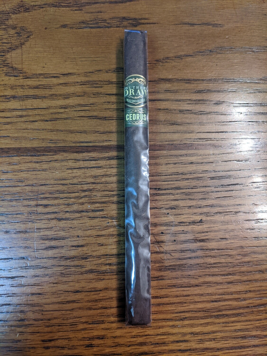 Southern Draw Cedrus Lancero 7.5 x 40 Single Cigar