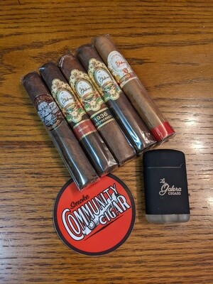 La Galera Event 5 Pack Sampler