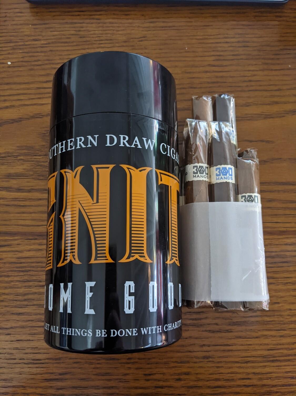 Southern Draw Ignite Series 300 Hands Black Jar 10 count Sampler