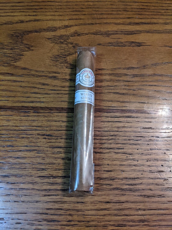 Montecristo White Toro 6 X 54 Single Cigar