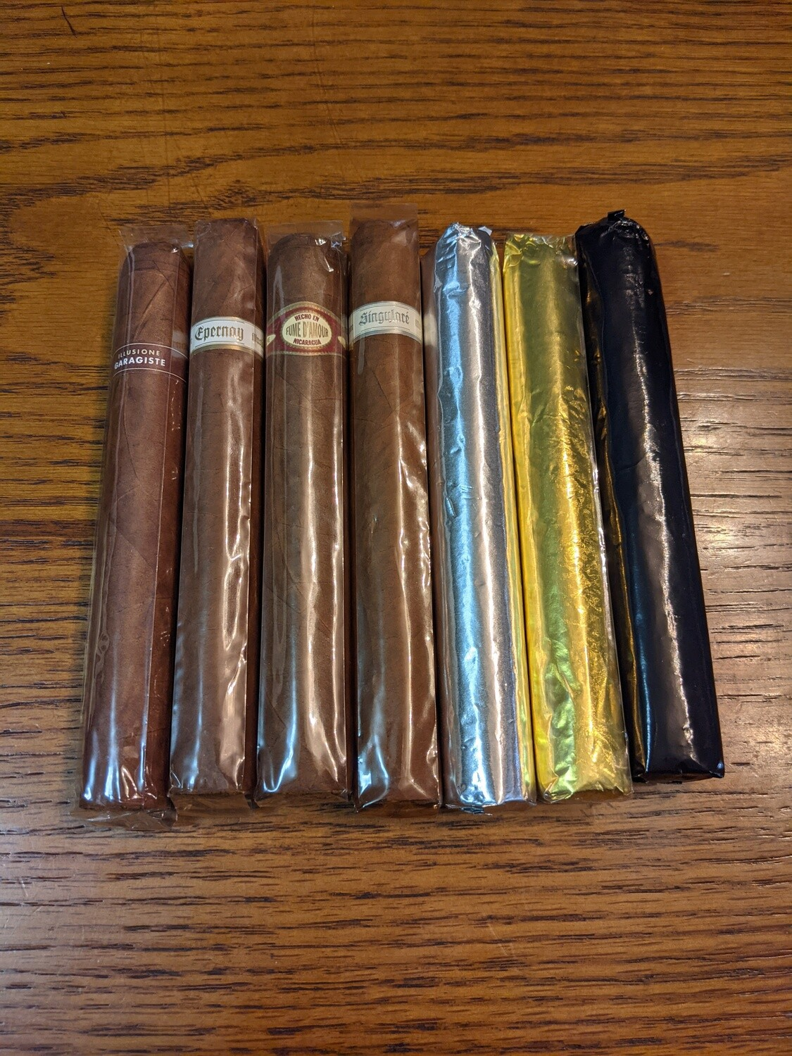 Illusione Silver And Gold Sampler