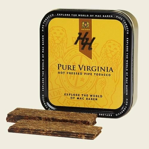 Sutliff HH Pure Virginia Pipe Tobacco 1.75 Oz Tin