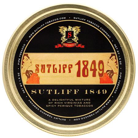 Sutliff 1849 Pipe Tobacco 1.5 Oz Tin