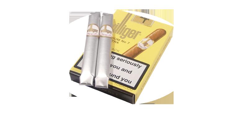 Villiger Premium No.7 5 pack