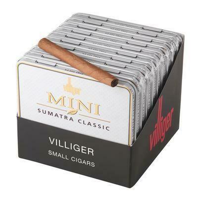 Viliger Mini Sumatra Classic 10 Pack