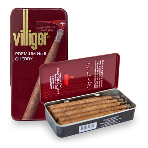 Villiger Premium No. 6 Cherry 10 Pack