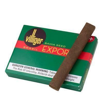 Villiger Export Brasil Single 50 Count Box