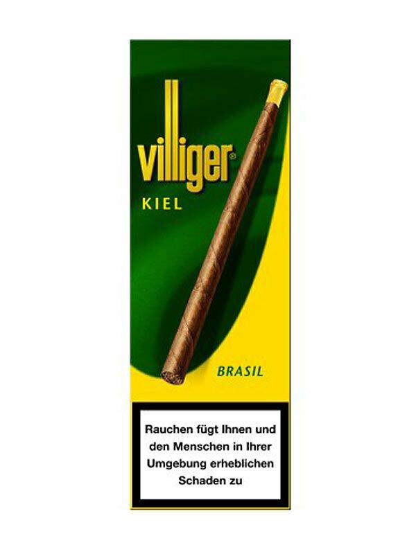 Villiger Kiel Brazil 10 Pack