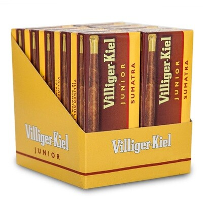 Villiger Kiel Jr Sumatra 10 Pack