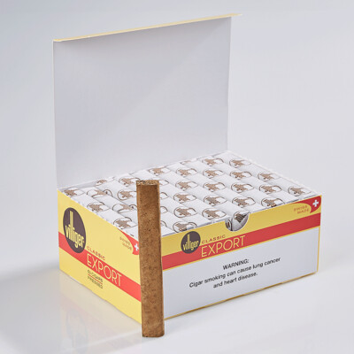 Villiger Export Natural Single 50 Count Box
