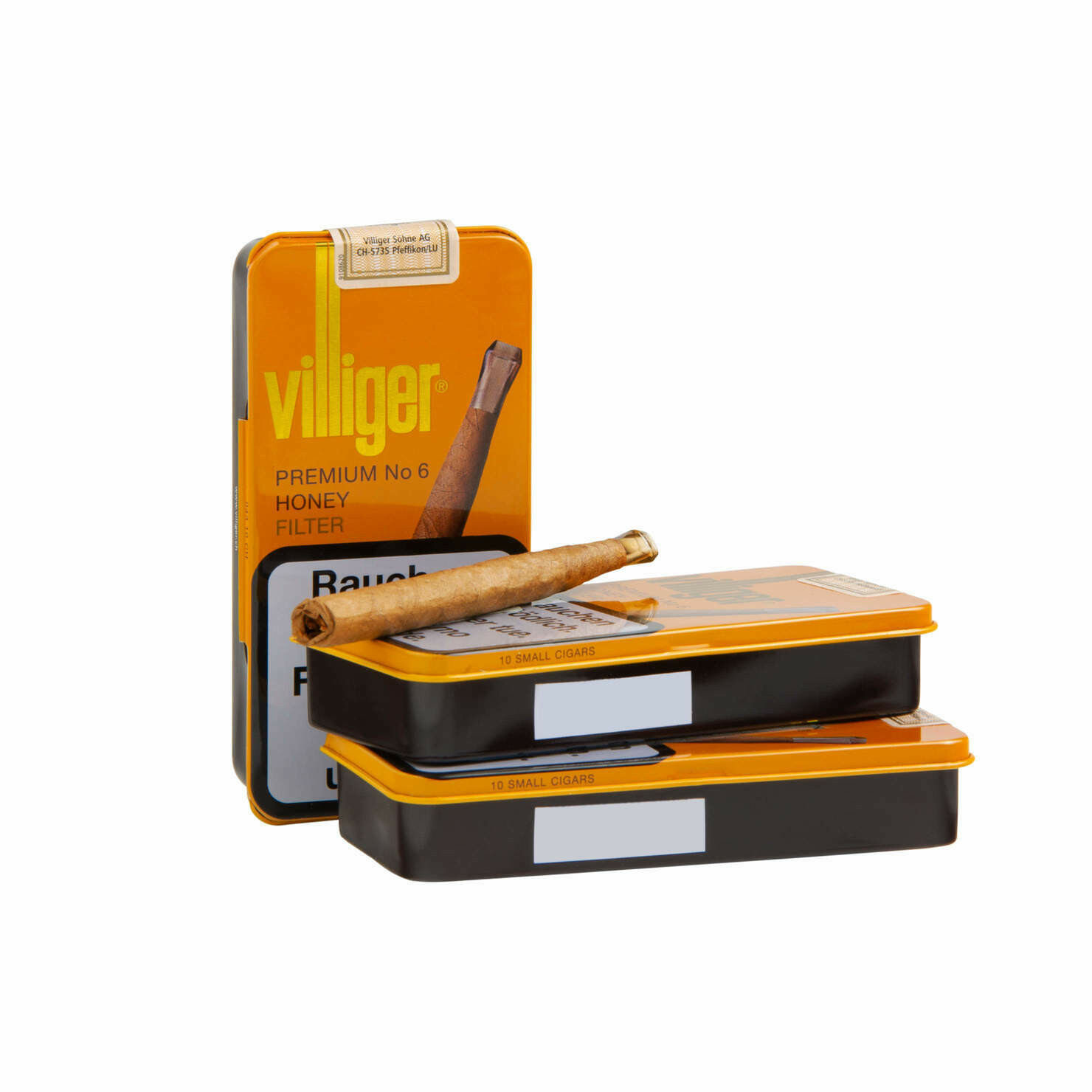 Villiger Premium No. 6 Honey 10 Pack