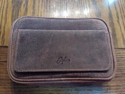 Brigham 4 Pipe Case Vintage