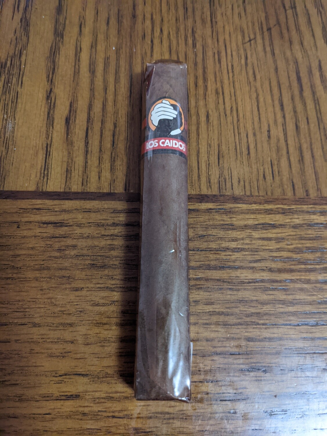 Los Caidos Red Toro 6 X 54 Single Cigar