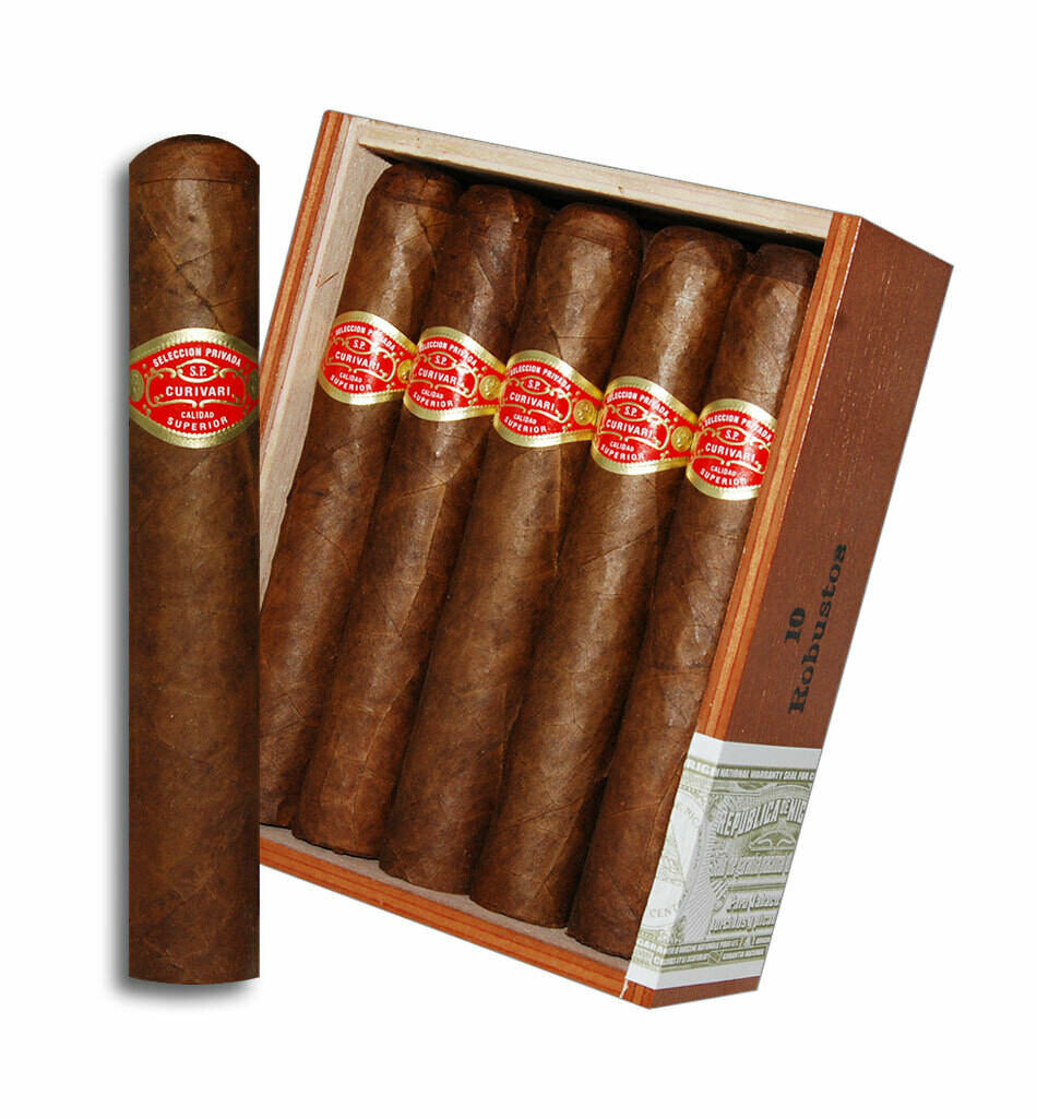 Curivari Seleccion Privada Robusto 5 x 50