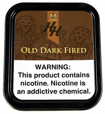 Sutliff Mac Baren HH Old Dark Fired Pipe Tobacco 1.75 Oz Can