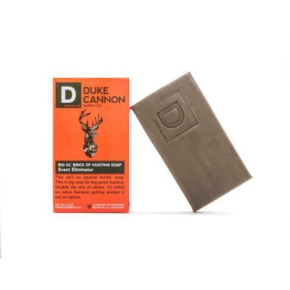 Duke Cannon Big Ol Brick of Hunting Soap