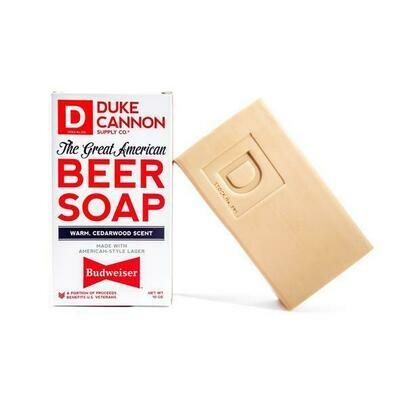 Duke Cannon Great American Beer Soap