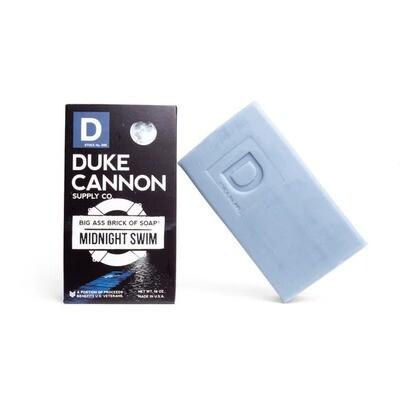 Duke Cannon Midnight Swim Soap