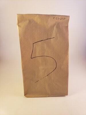 Take My Lunch Money Brown Bag Sampler 5 Count Toro