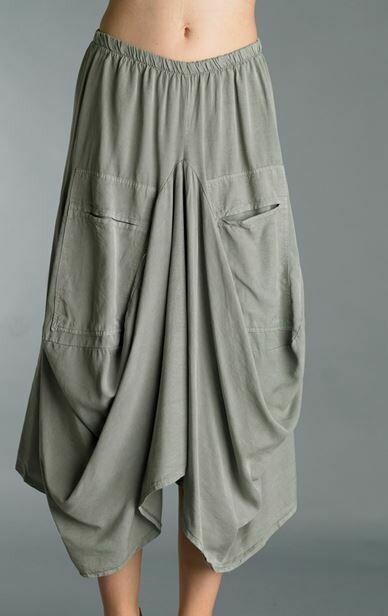 PT Sage Bubble Skirt 1