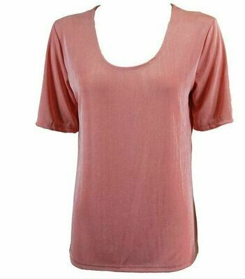 MS pink  top one size