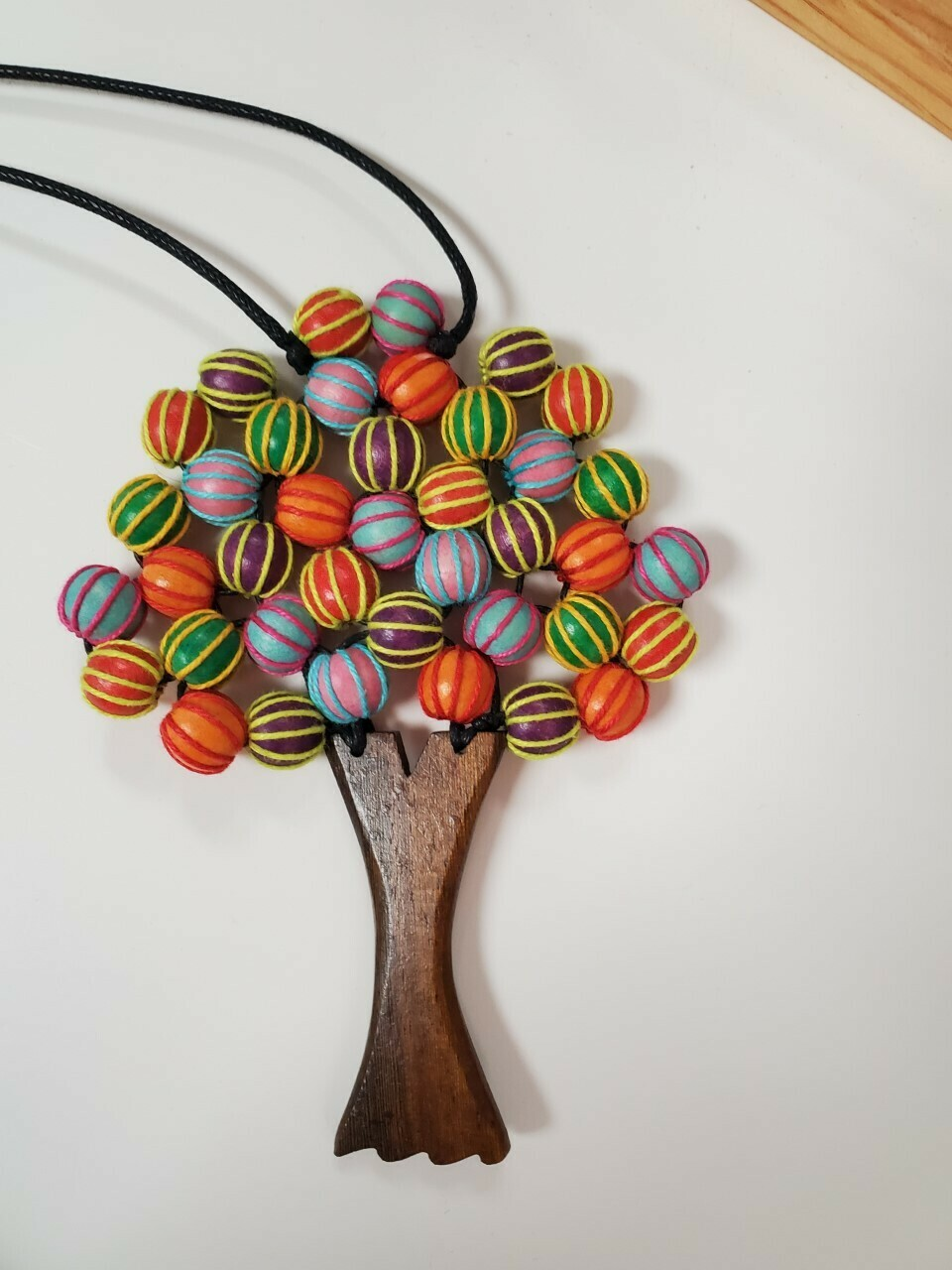 Sylca Multi Tree Necklace