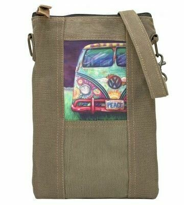'Volkswagon'  Army Tent Cross body