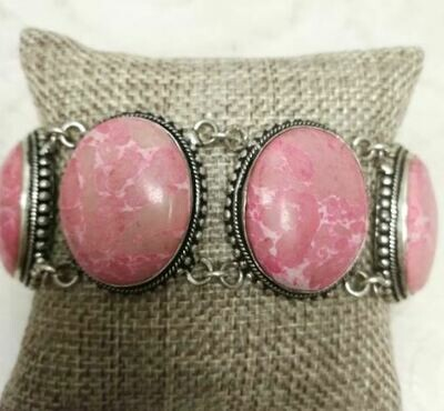 Pink Howilite