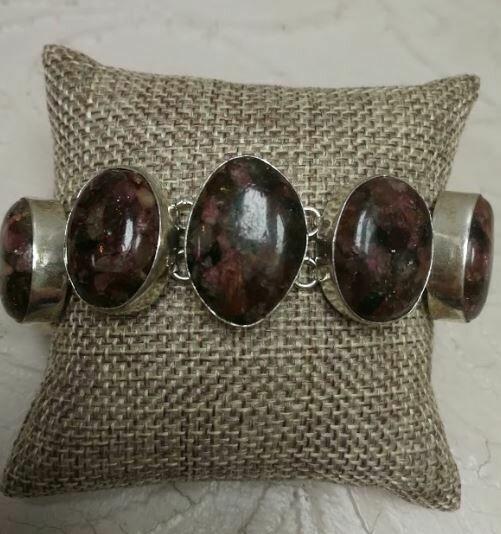 Copper Rhodocrosite Sodalite