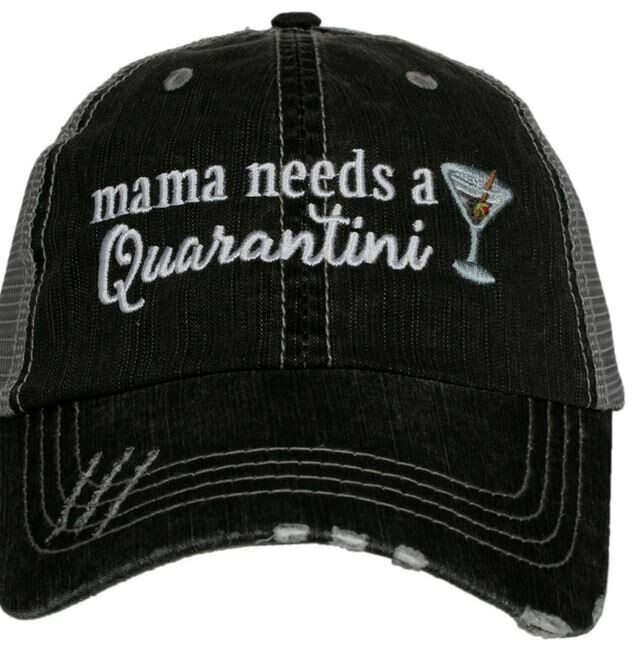 Mama Needs Quarantini