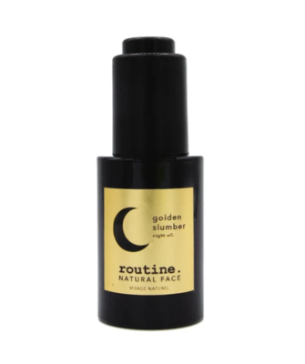 Routine ~ Golden Slumber - Face Oil