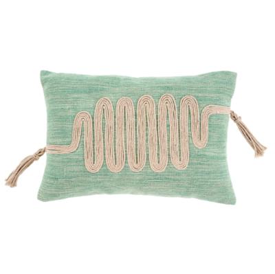 Aqua Voyager Pillow