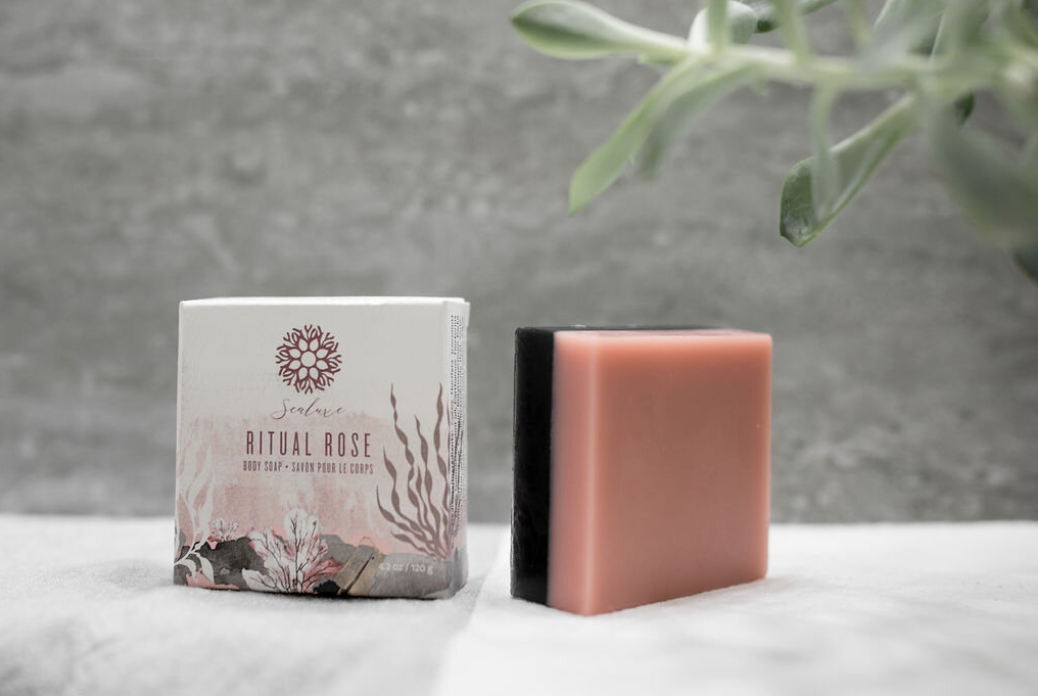 Sealuxe Rose Soap