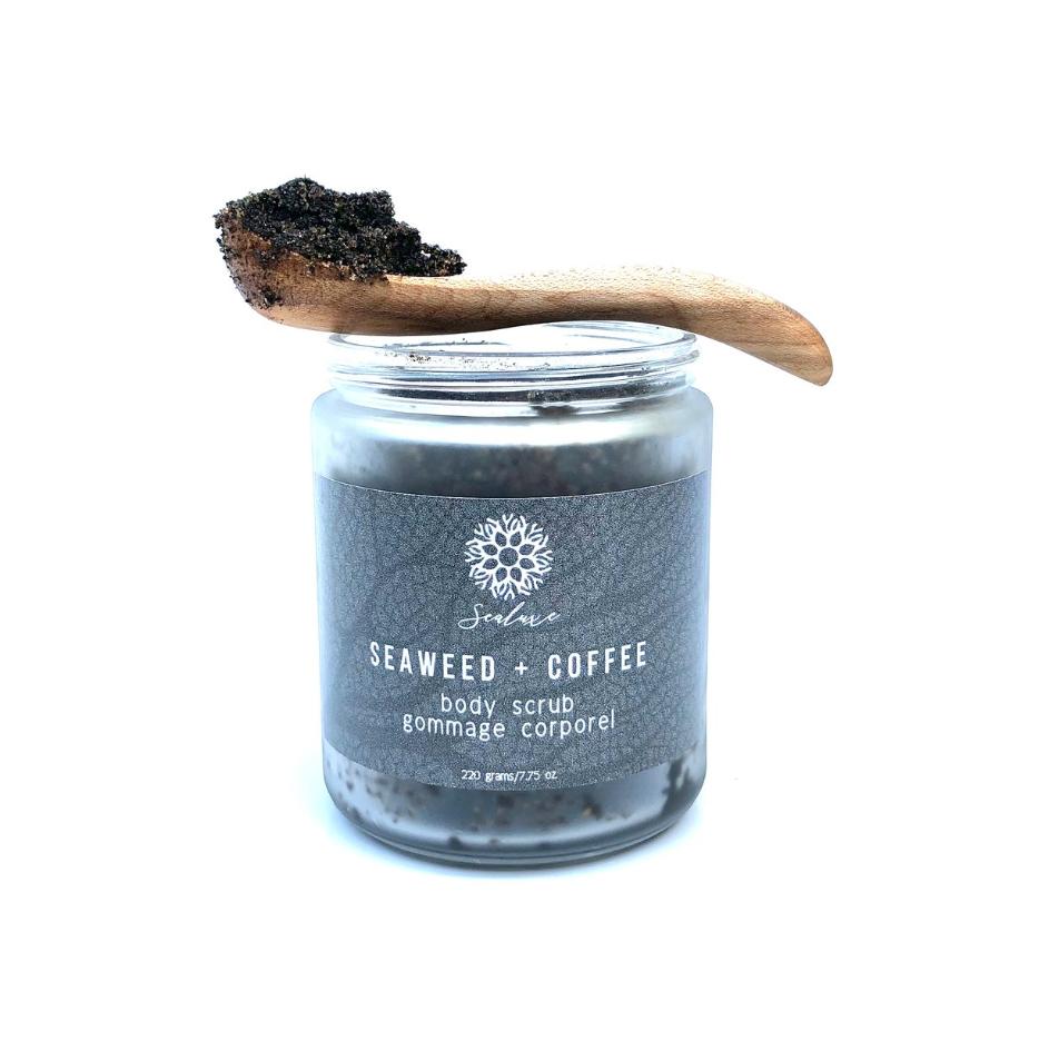Sealuxe ~ Coffee Scrub
